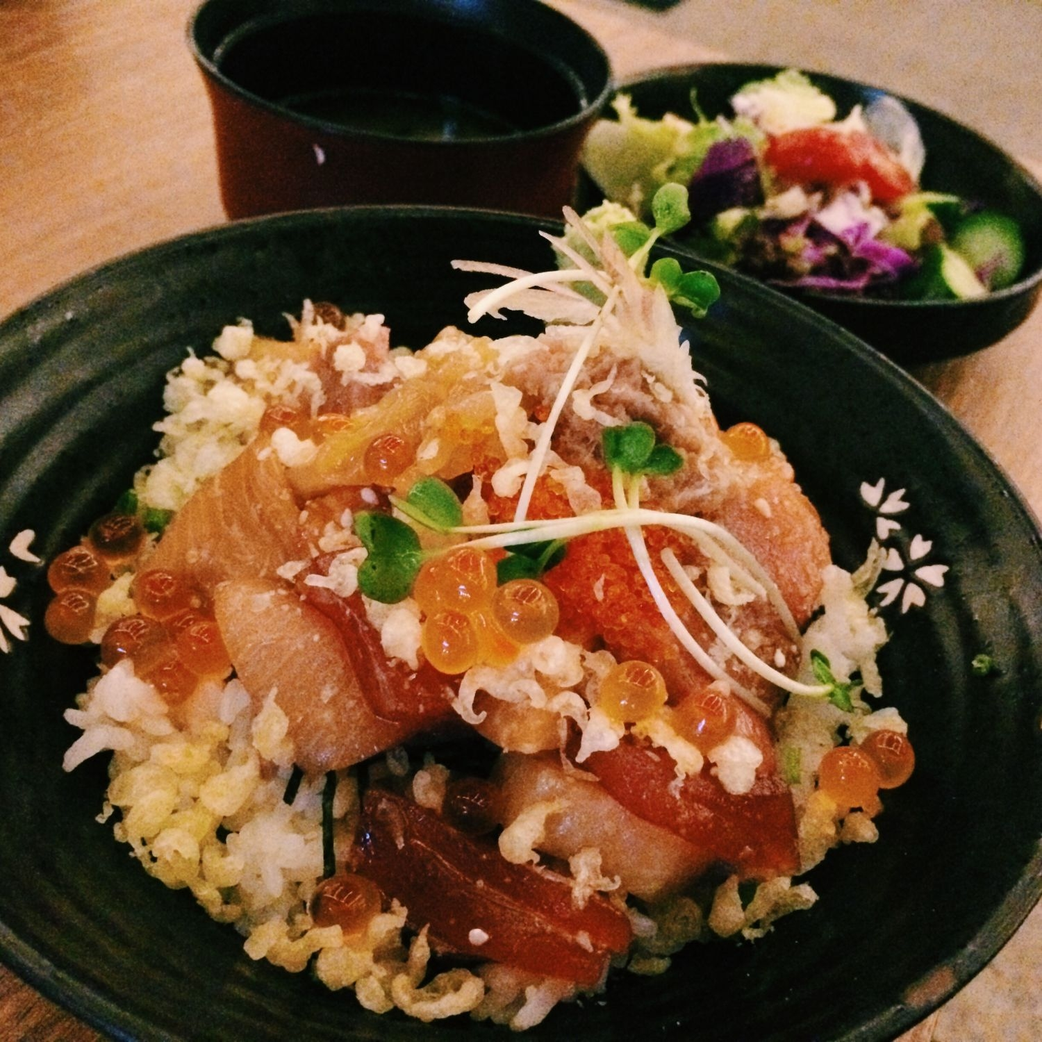 Chirashi Don - Koji Sushi Bar