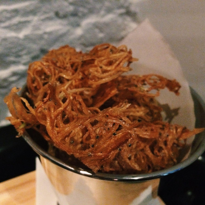 Baby Eel Paper - Joo Bar