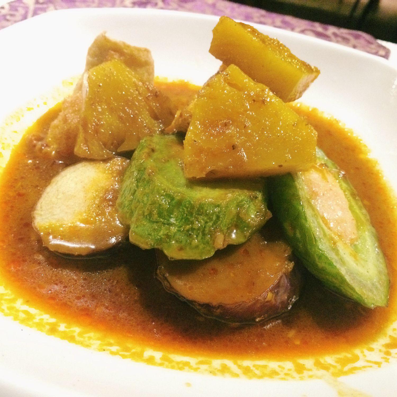 Nanas Yong Tau Foo - Peranakan Flavours
