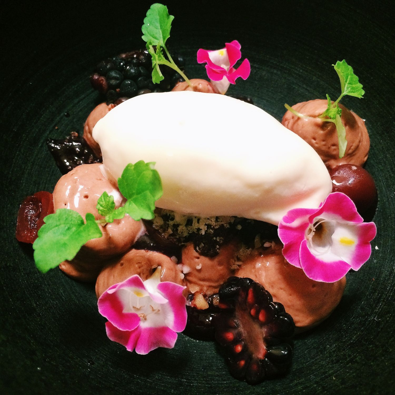 Deconstructed Black Forest - Portico