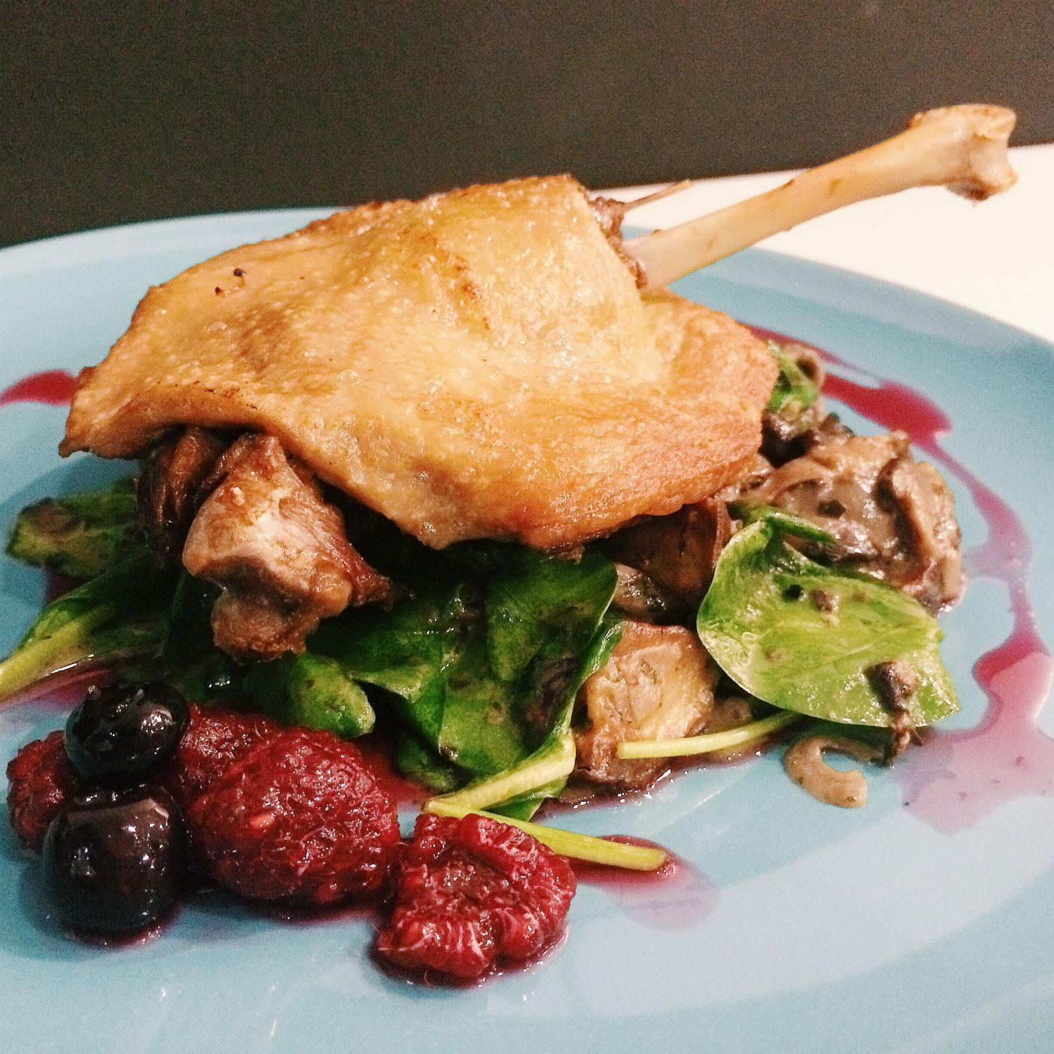Duck Confit - The Betterfield