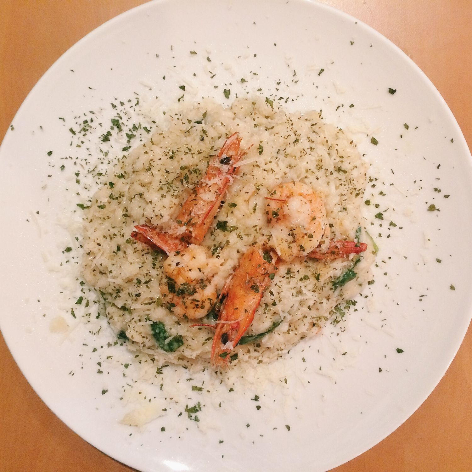 Prawn Risotto - The Betterfield