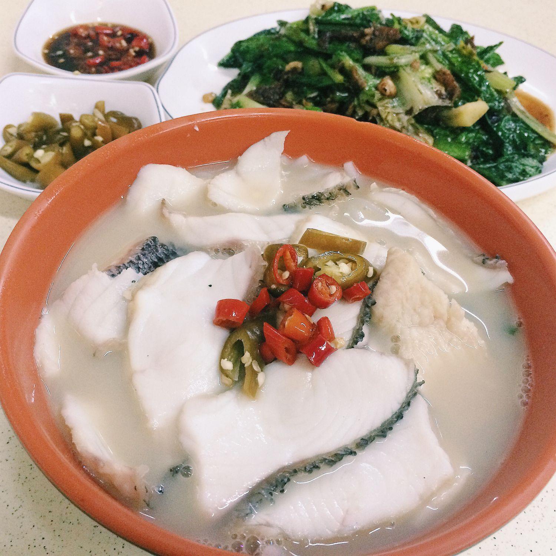 Fish Soup Noodles - Ka Soh (Swee Kee Fishhead Noodle House)
