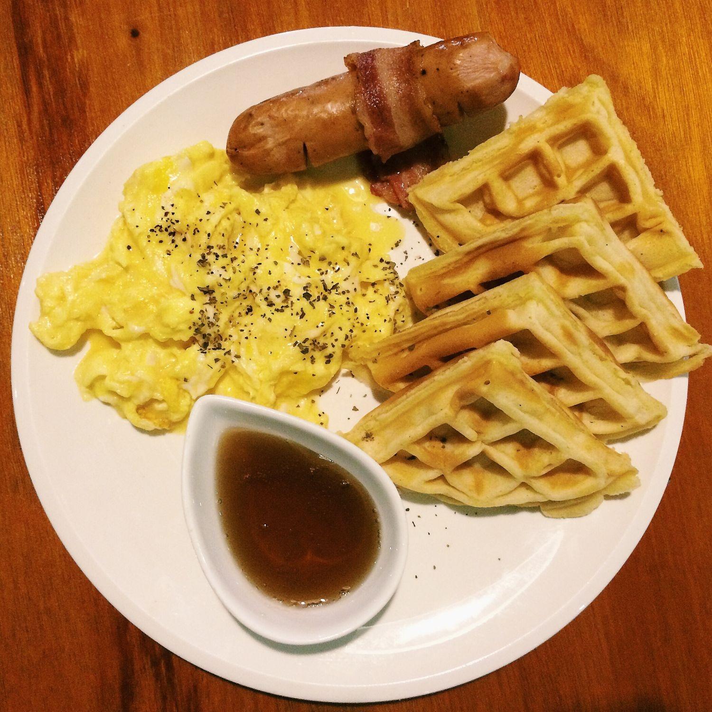 Waffle Breakfast - November 8