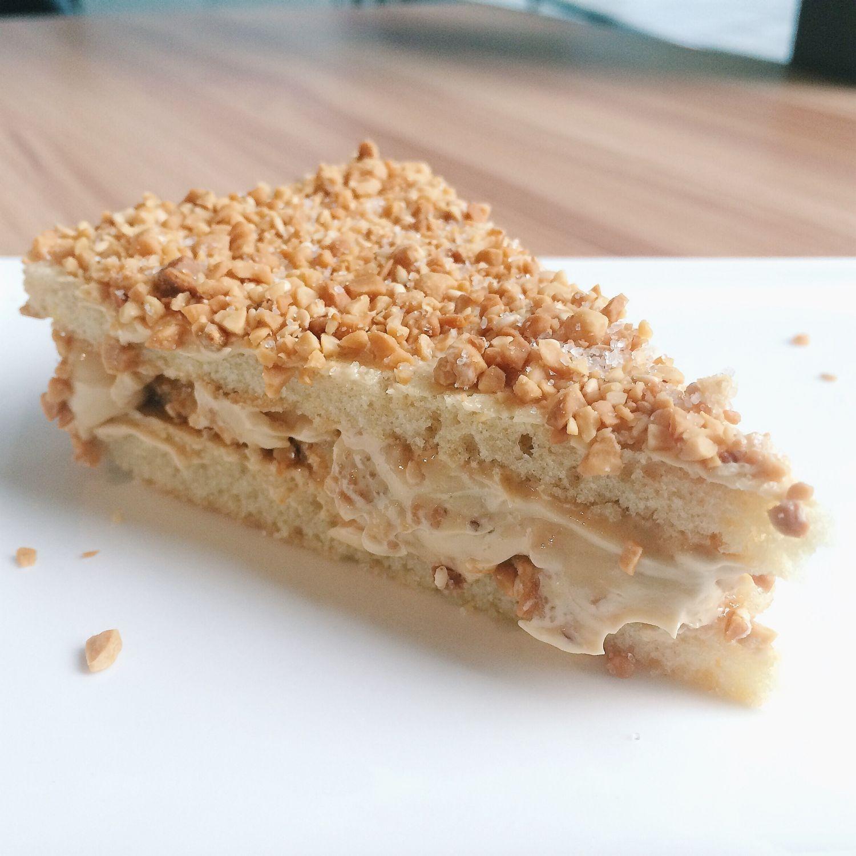 Peanut Cake - Tête-à-Tête Café