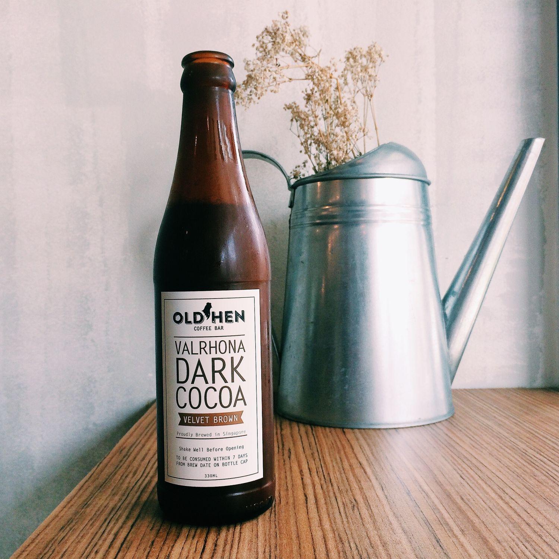 Valrhona Dark Cocoa - Old Hen Coffee Bar