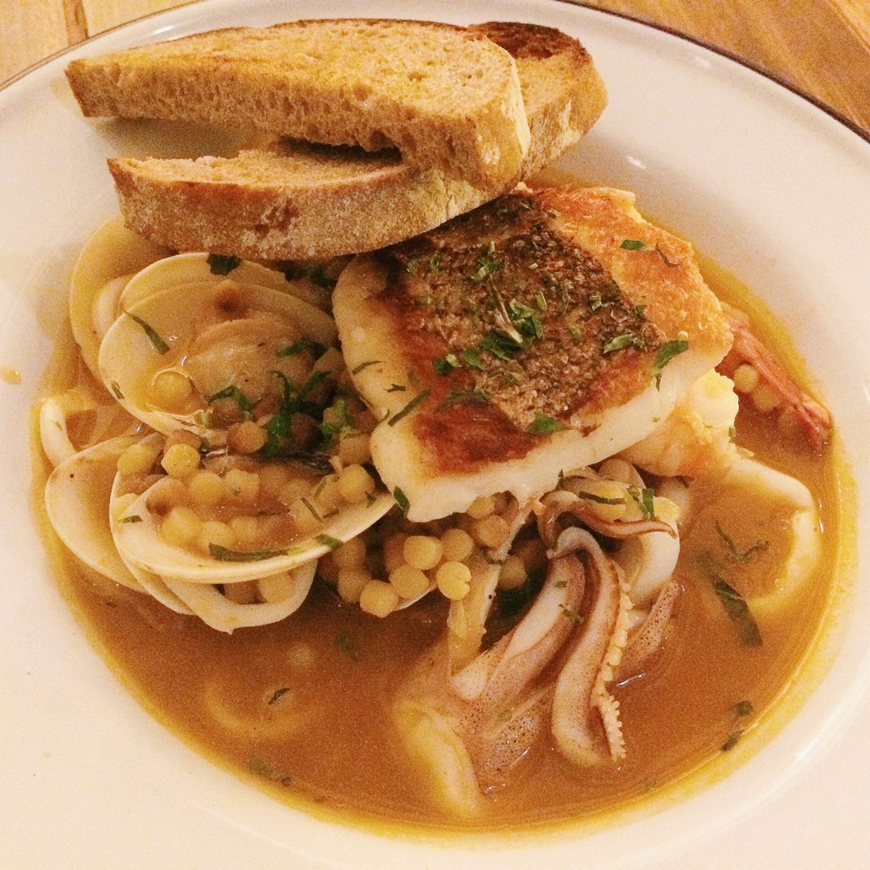 Seafood Stew - The Lokal