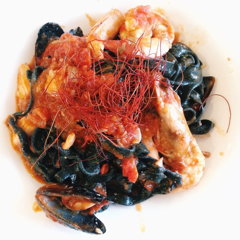 Seafood Tagliatelle - Arbite