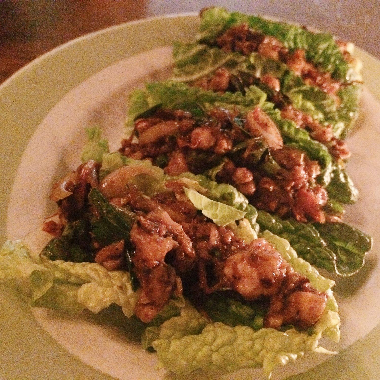 Chiang Mai Chicken Relish - Long Chim