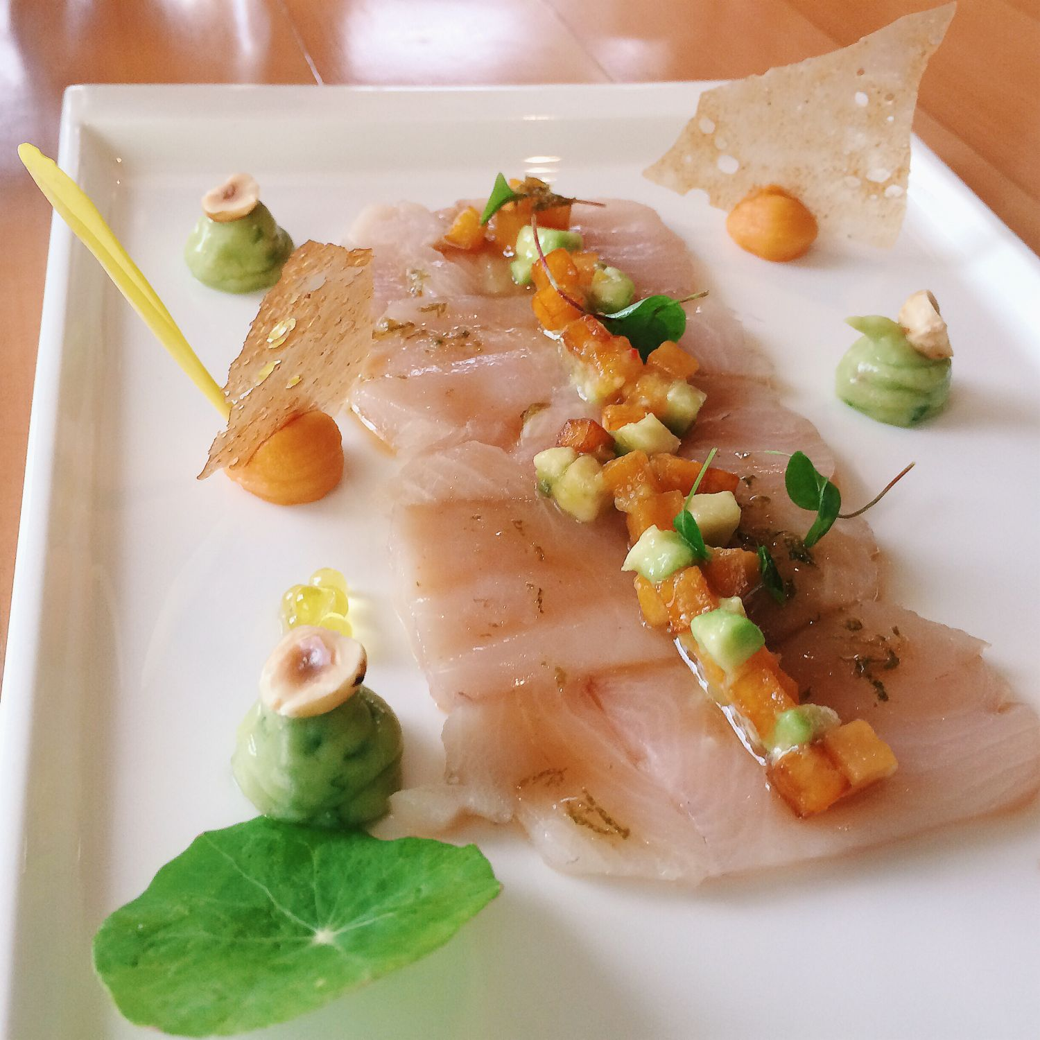 """Chef Andrew Turner's """"Cooking with Friends"""" Menu - Osia"""