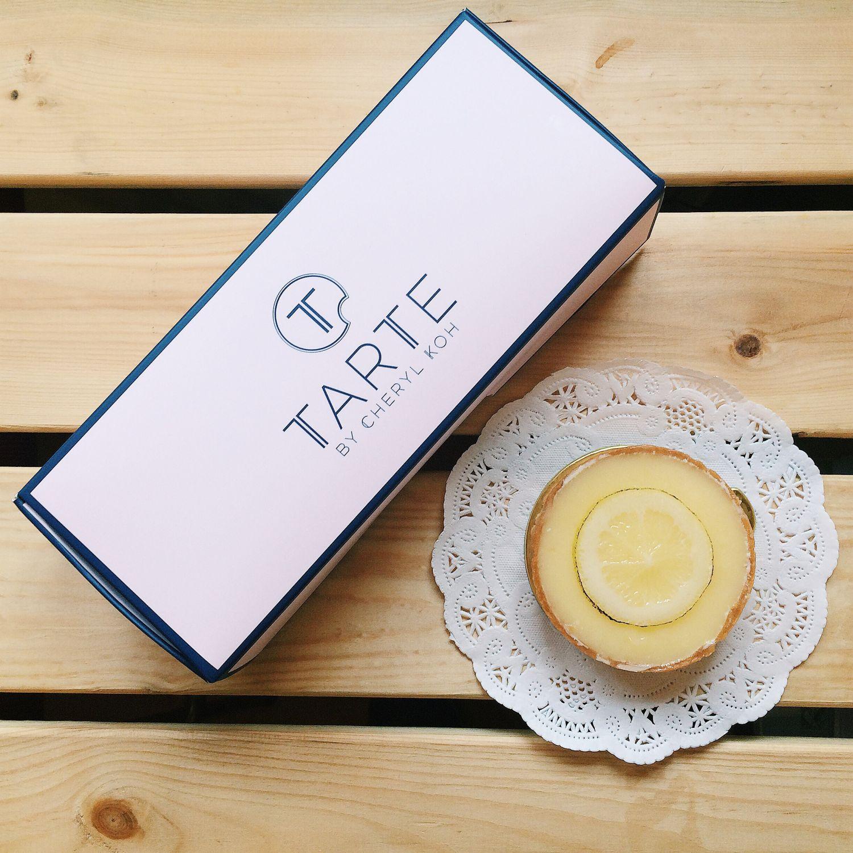 Lemon Tart - Tarte by Cheryl Koh