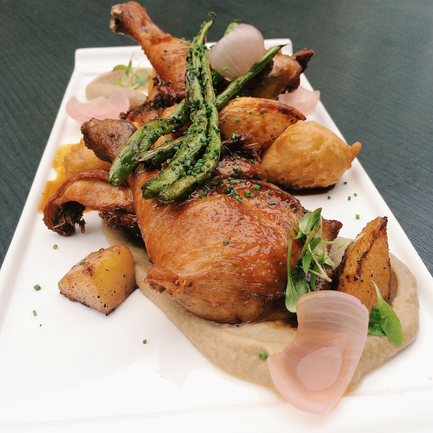Whole French Poussin - Pluck