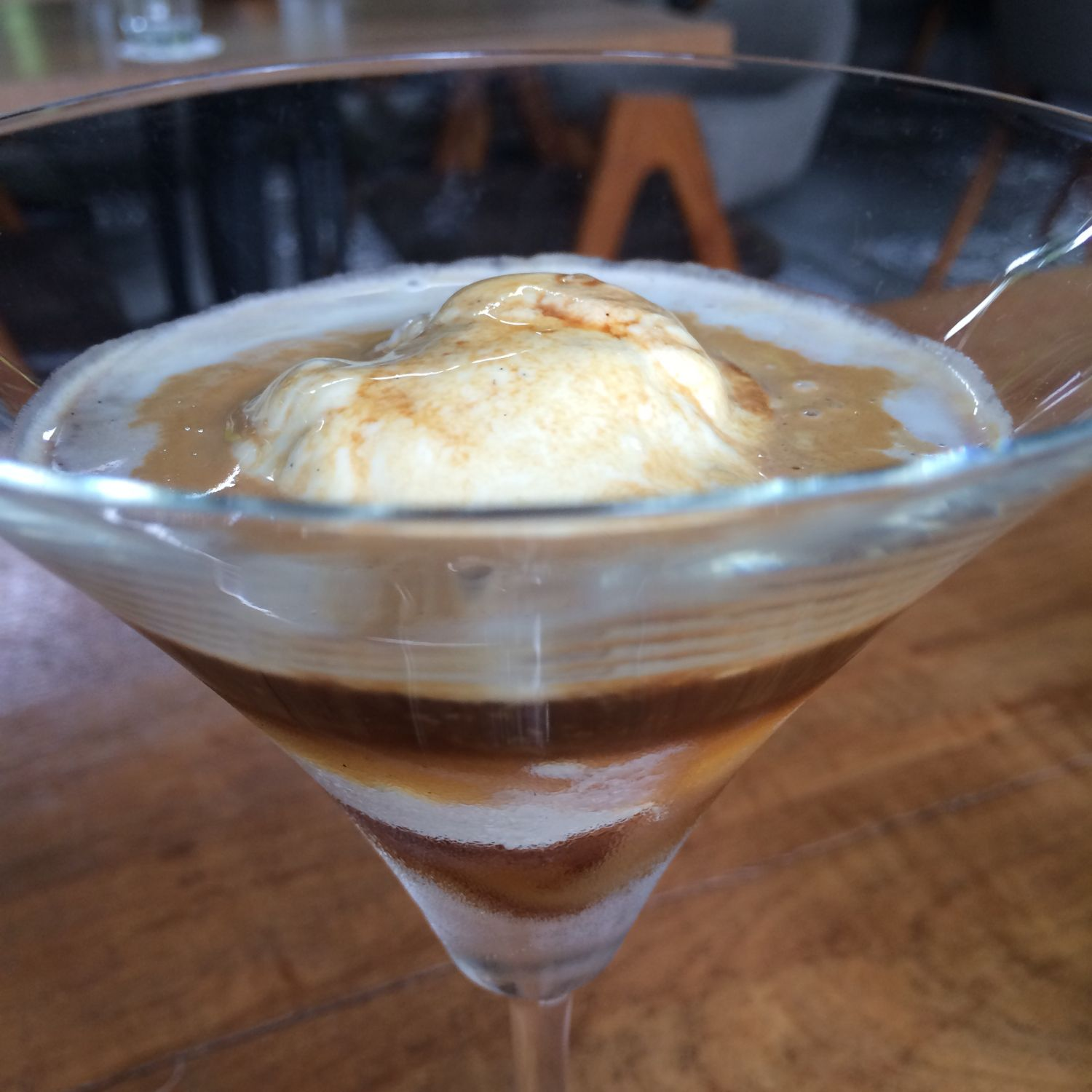 Affogato Amaretto - Halia