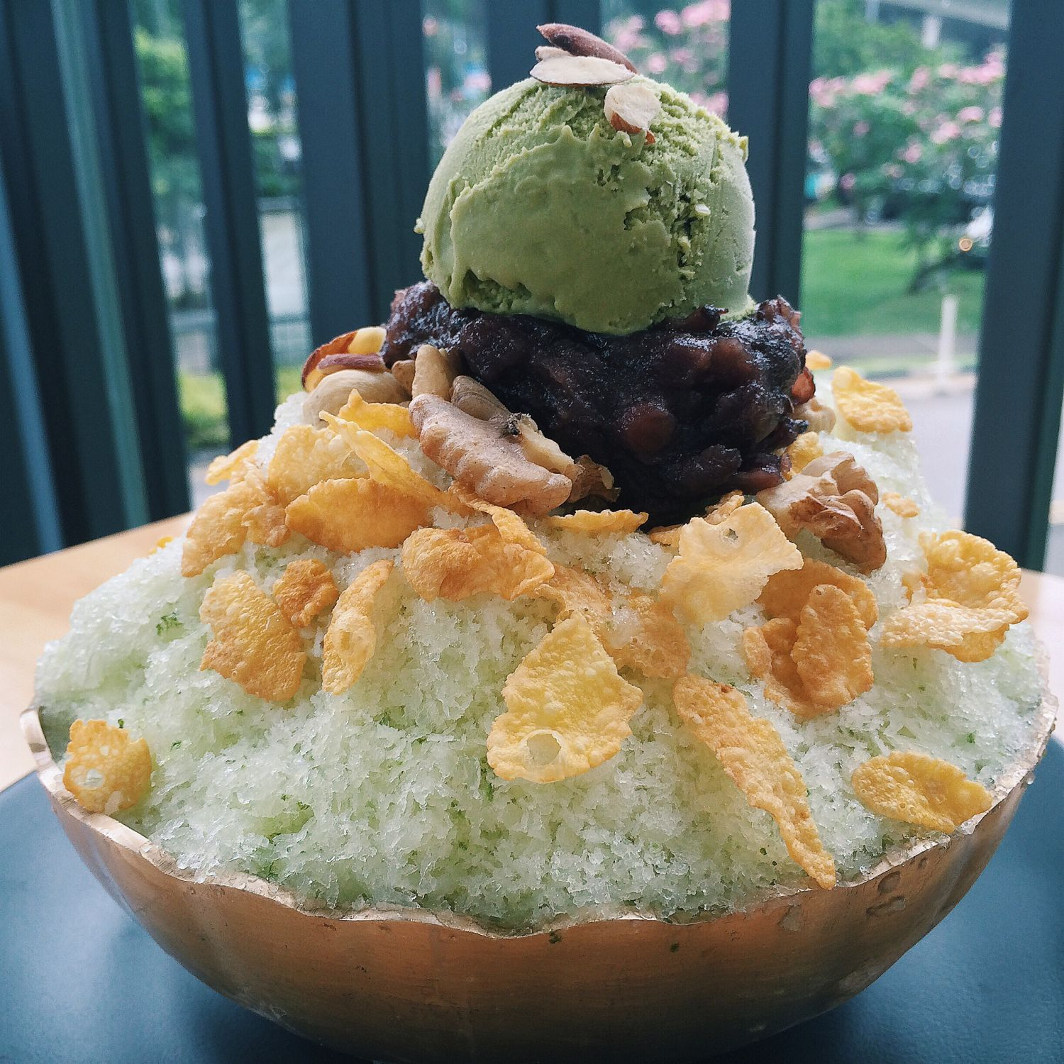 Green Tea Bingsu - Bing Go Jung