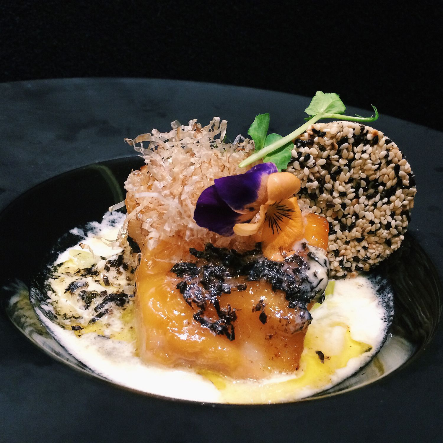 Miso Black Cod - The Royal Mail Restaurant & Bar