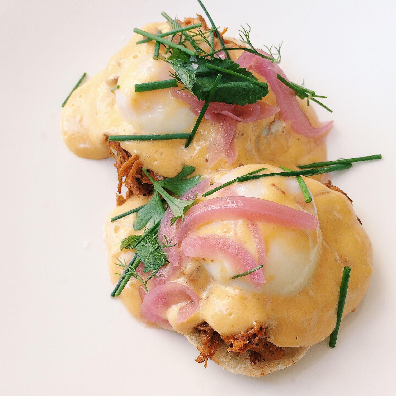 Huevos Benedictos - Super Loco