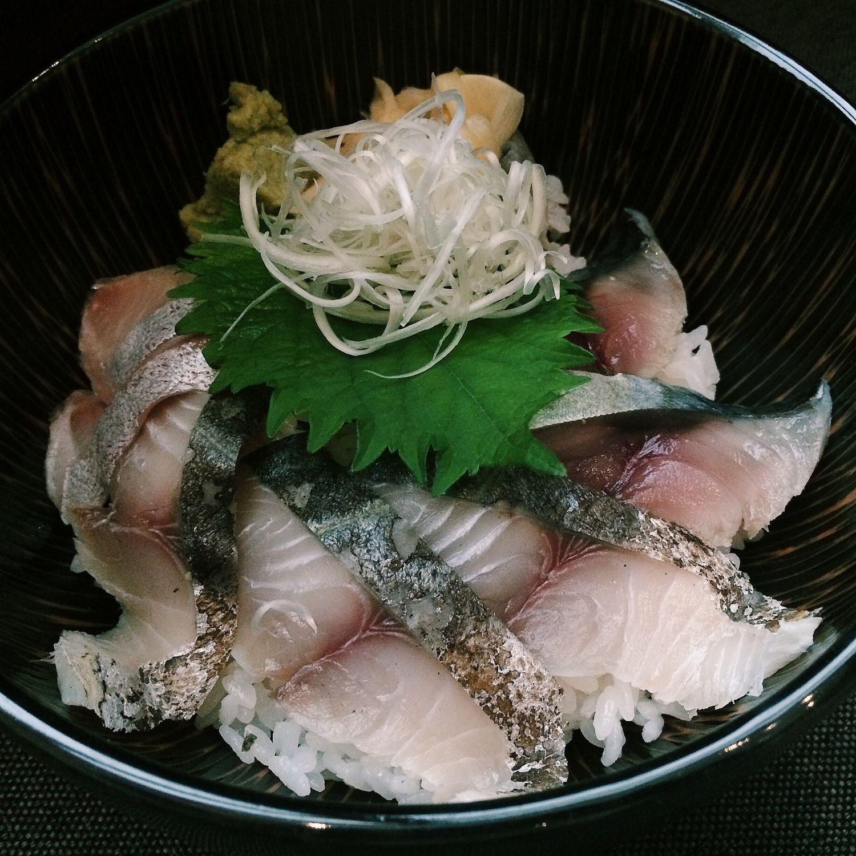 Edomae Hikarimono Don - Ginza Kuroson (Takashimaya)