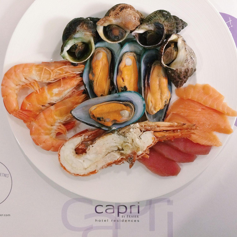 Caprilicious' Boston Lobster Dinner Adventure - Capri by Fraser