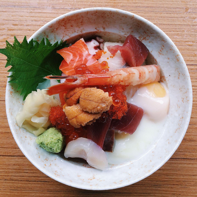 Kaisendon (Deluxe) - Ken Japanish Restaurant