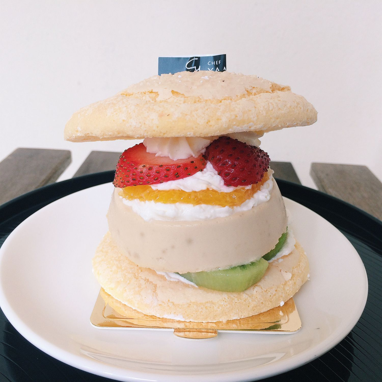 CY Burger - Chef Yamashita