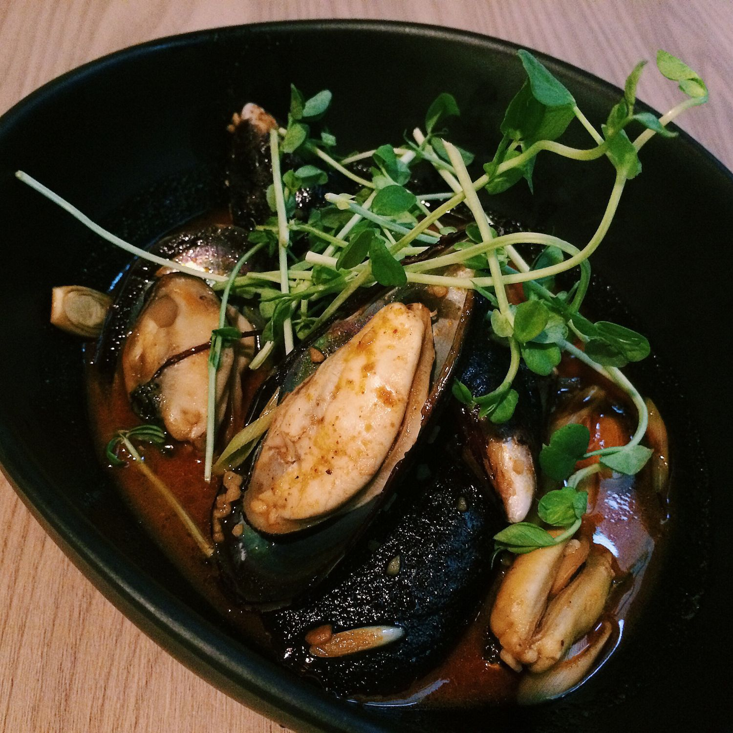 Mad Mussels - The Fickle Mussel