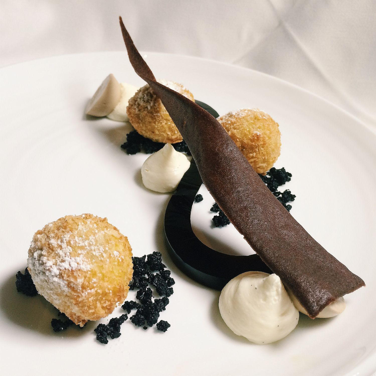 Chocolate Croquette - The Disgruntled Chef