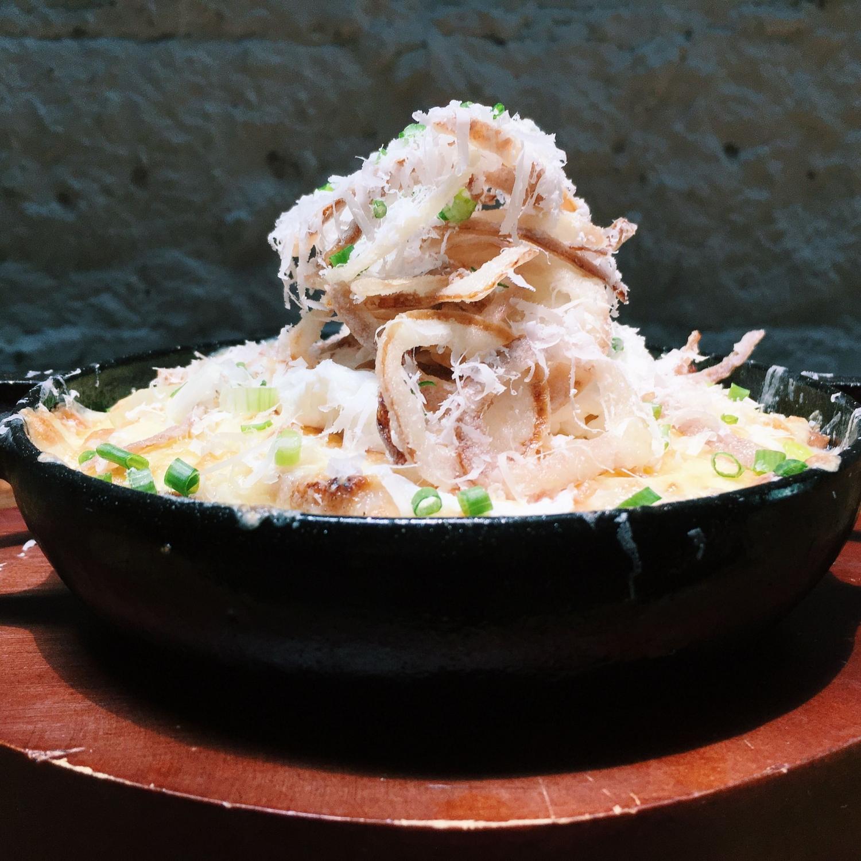 Baked Mangalitsa Kimchi Rice - Joo Bar