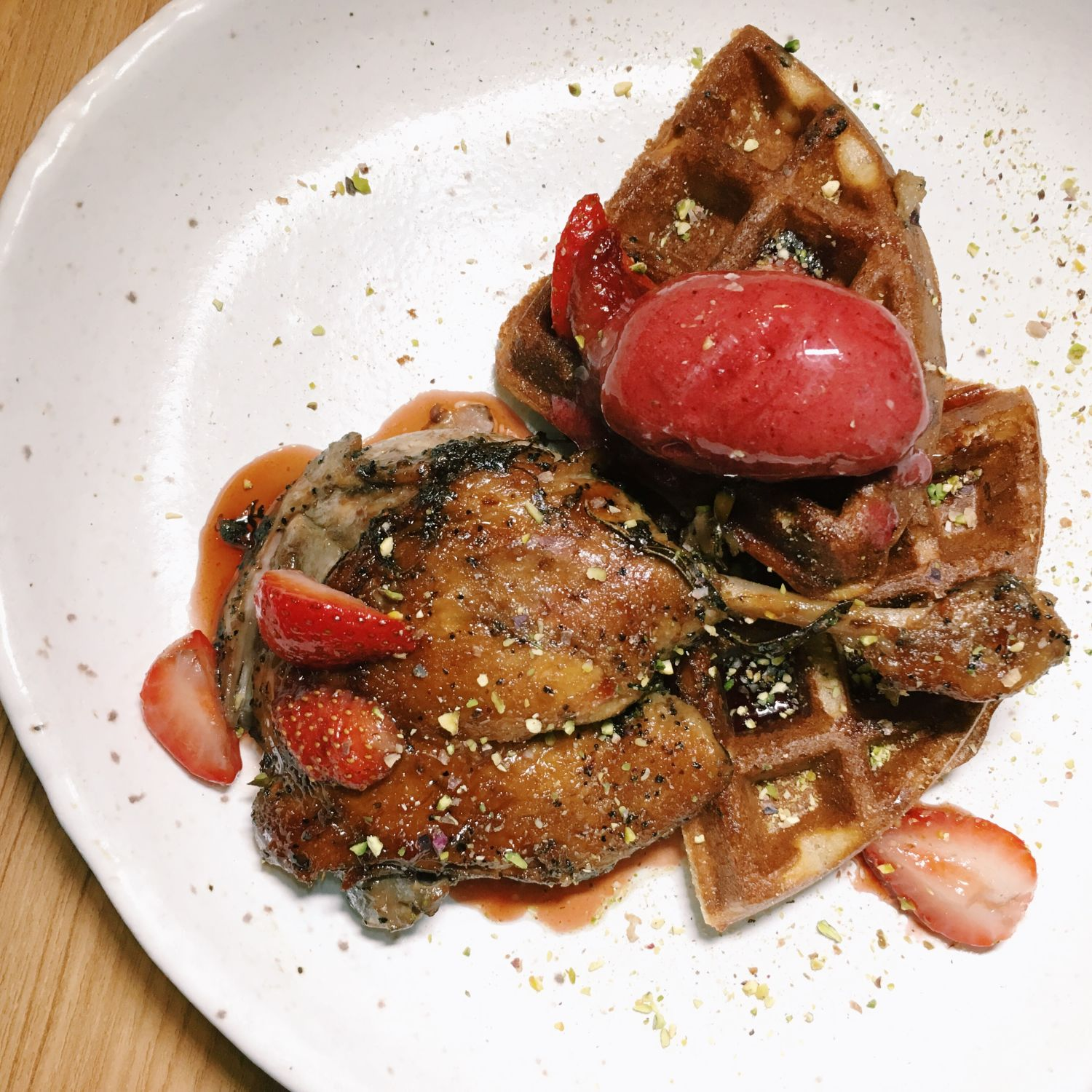 Duck & Waffle - 20F Specialty Coffeehouse