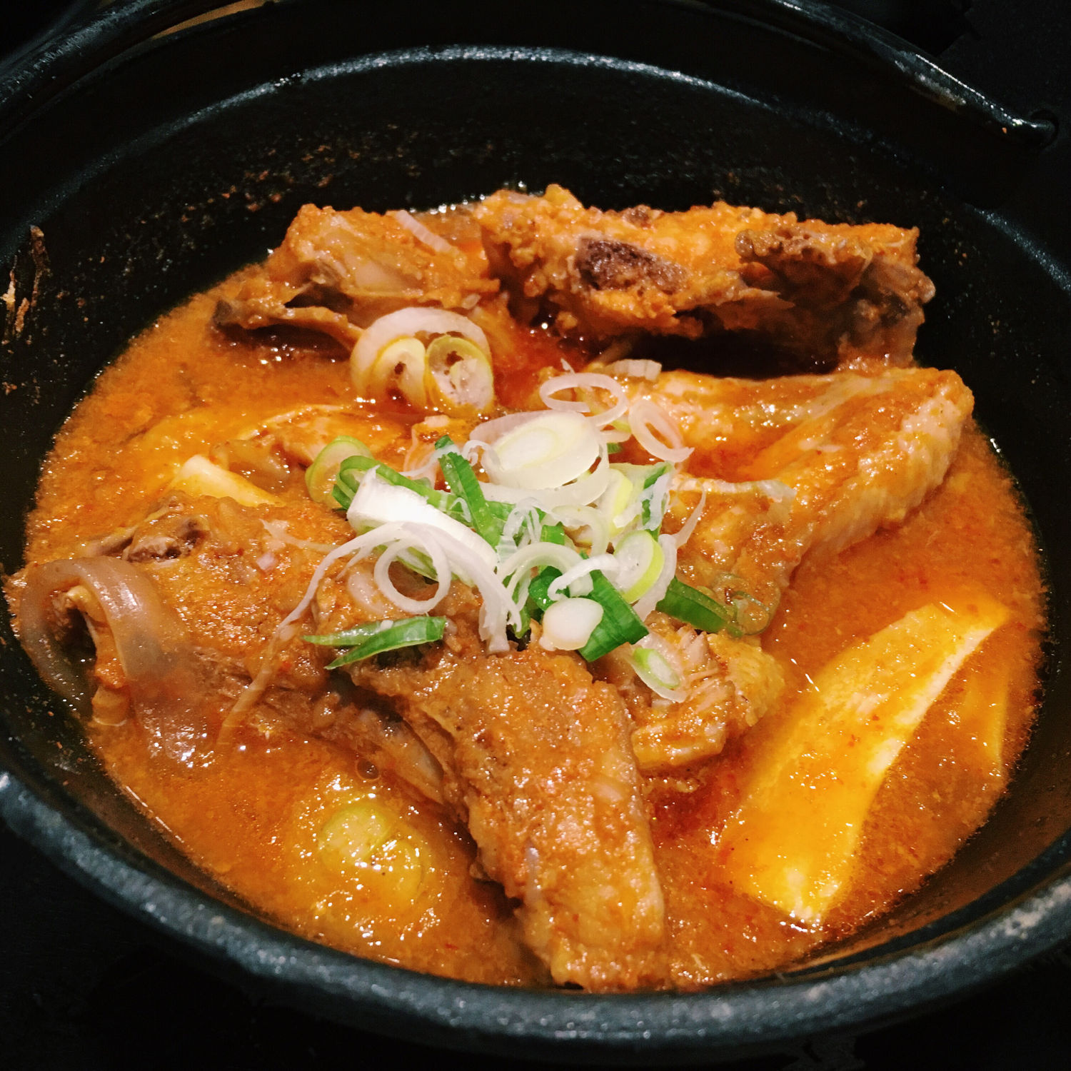 Spicy Chicken Stew - Masizzim Singapore