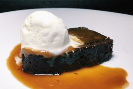 Sticky Toffee Pudding - Halia (Raffles Hotel)