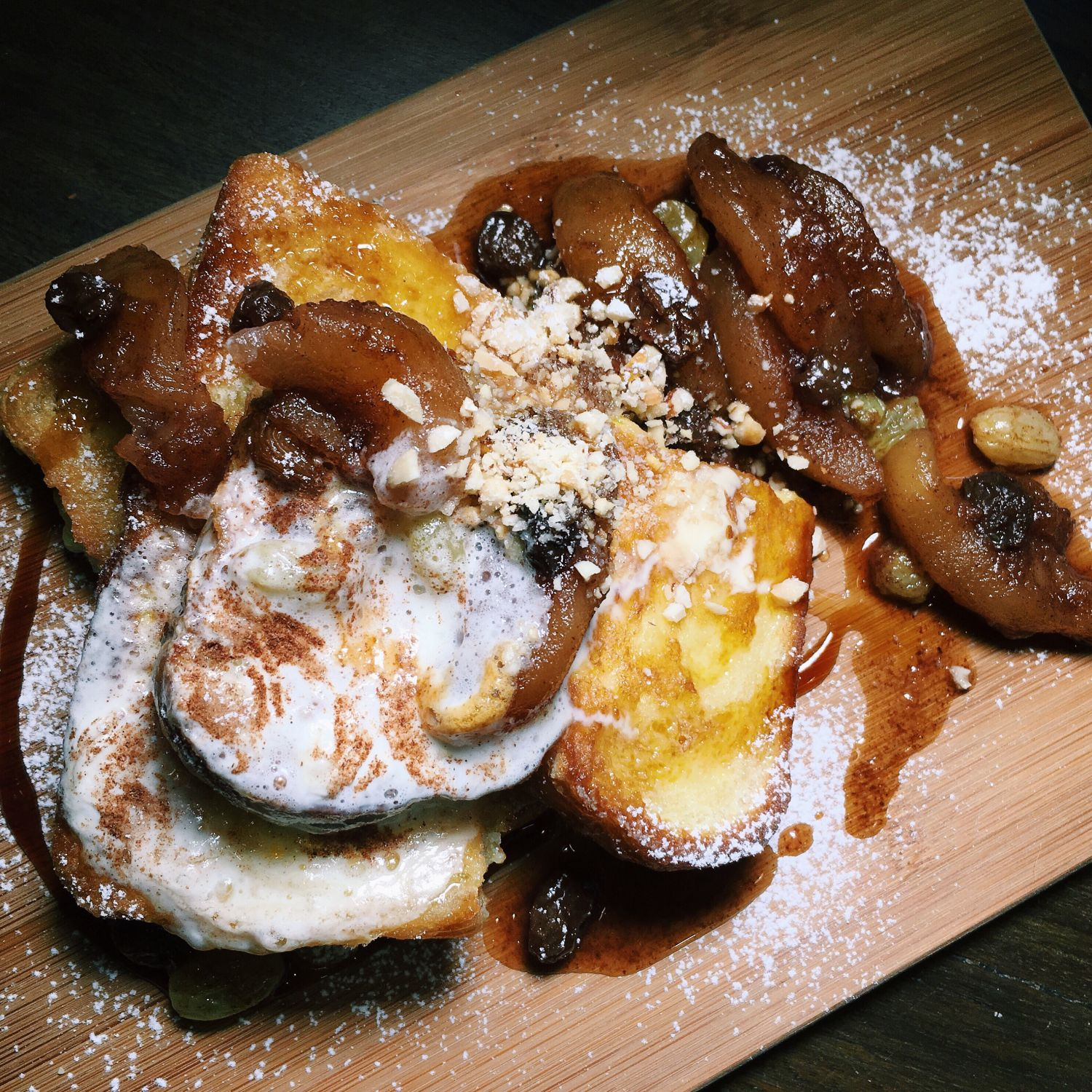 Classic French toast - Shen & Co.