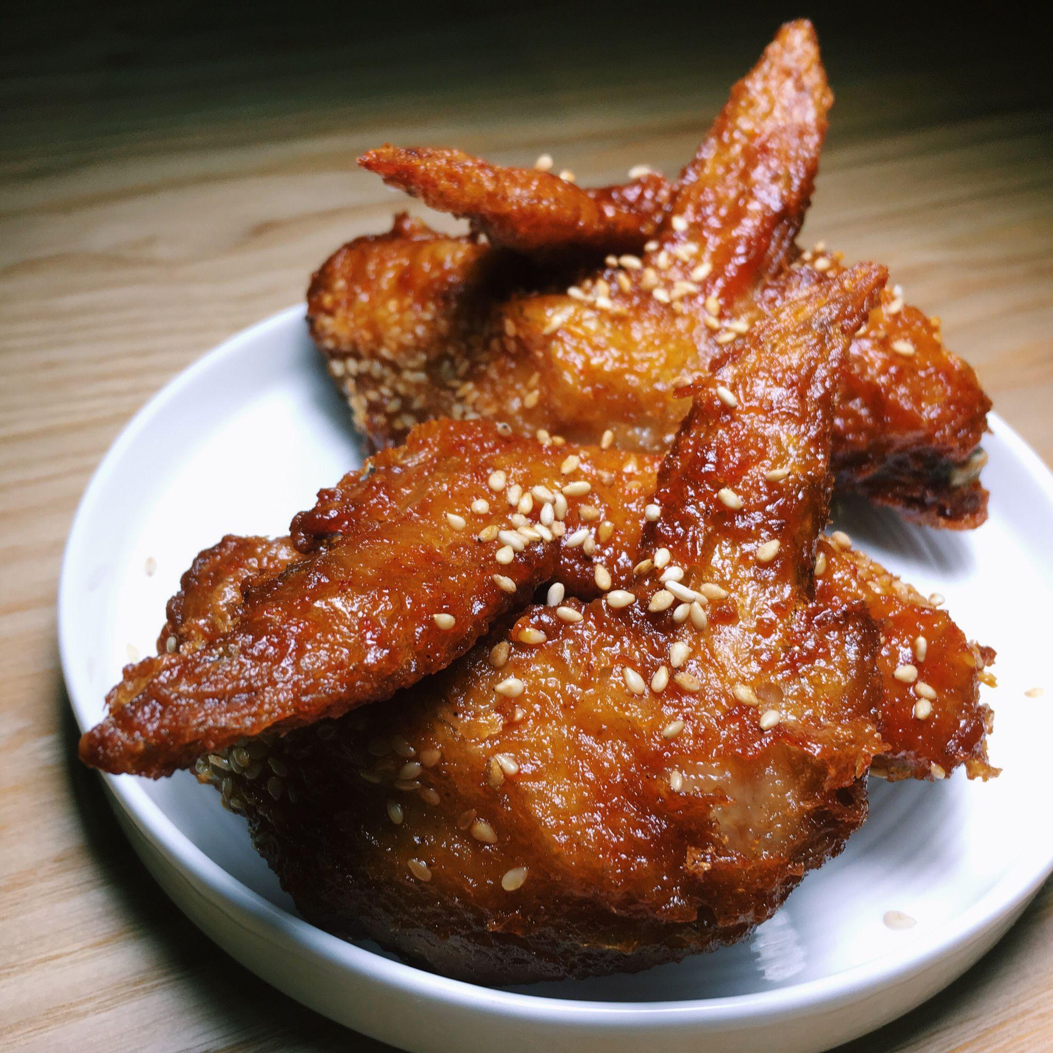 Korean Fried Chicken - Copper on Stanley