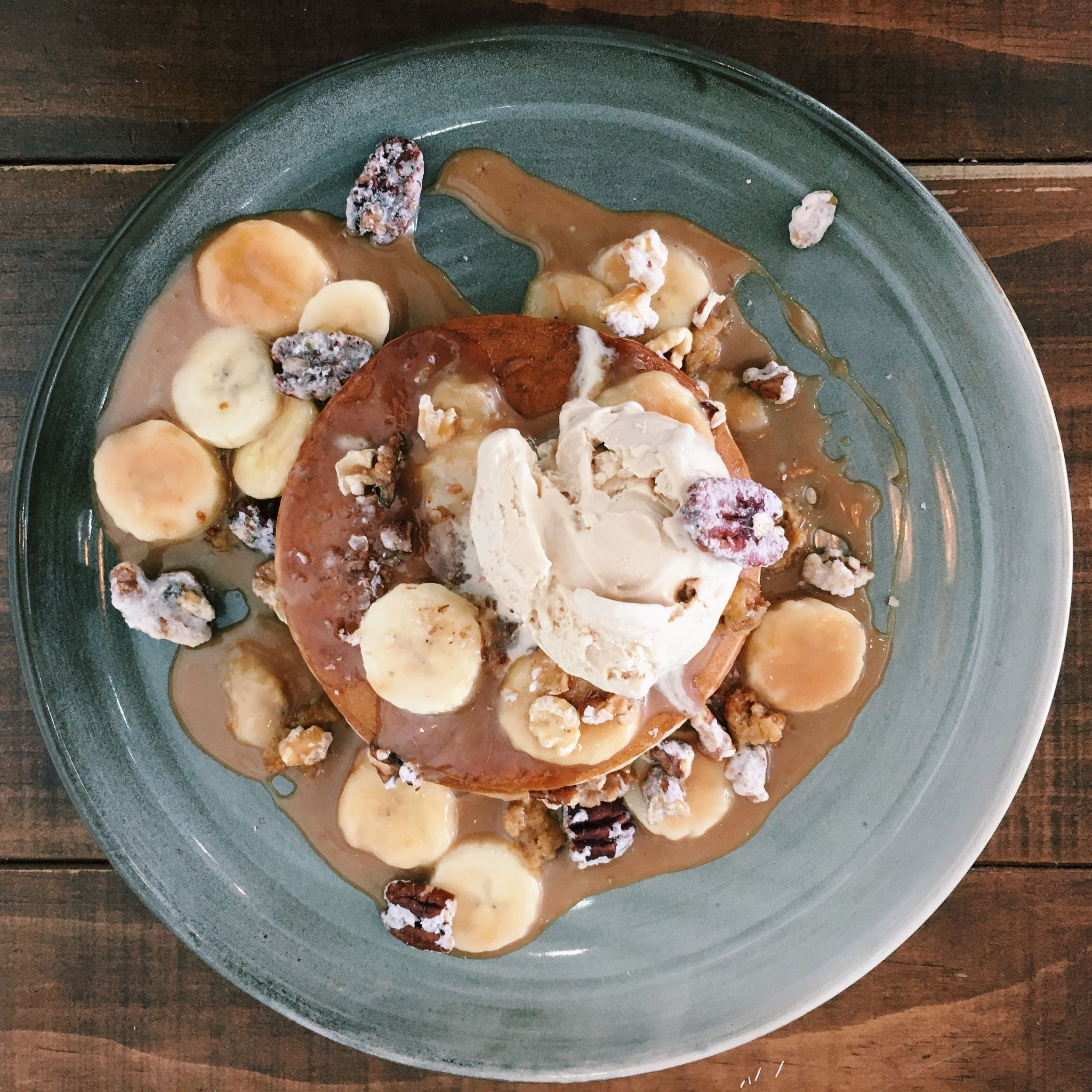 Sticky Date Pancake - Pacamara Boutique Coffee Roasters
