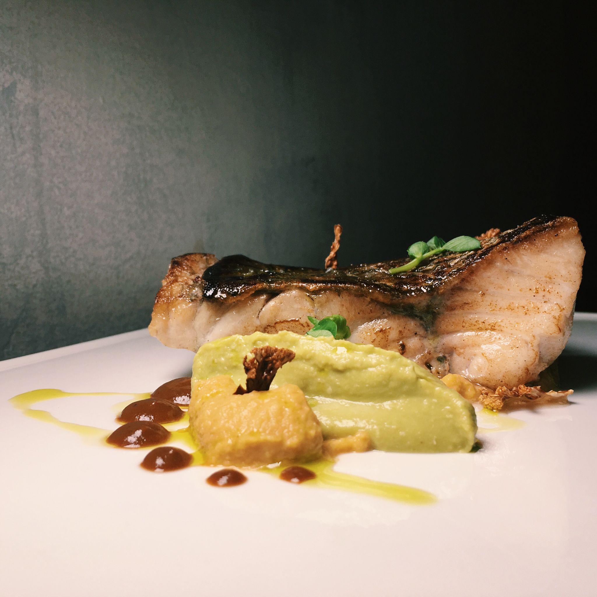 Seabass - Dibs Restaurant Singapore
