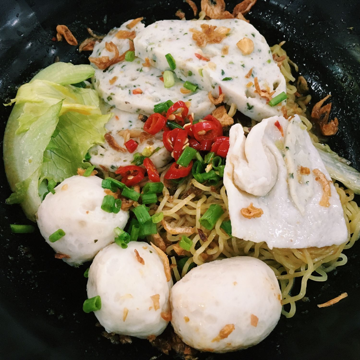 Fishball Noodles - Fishball Story