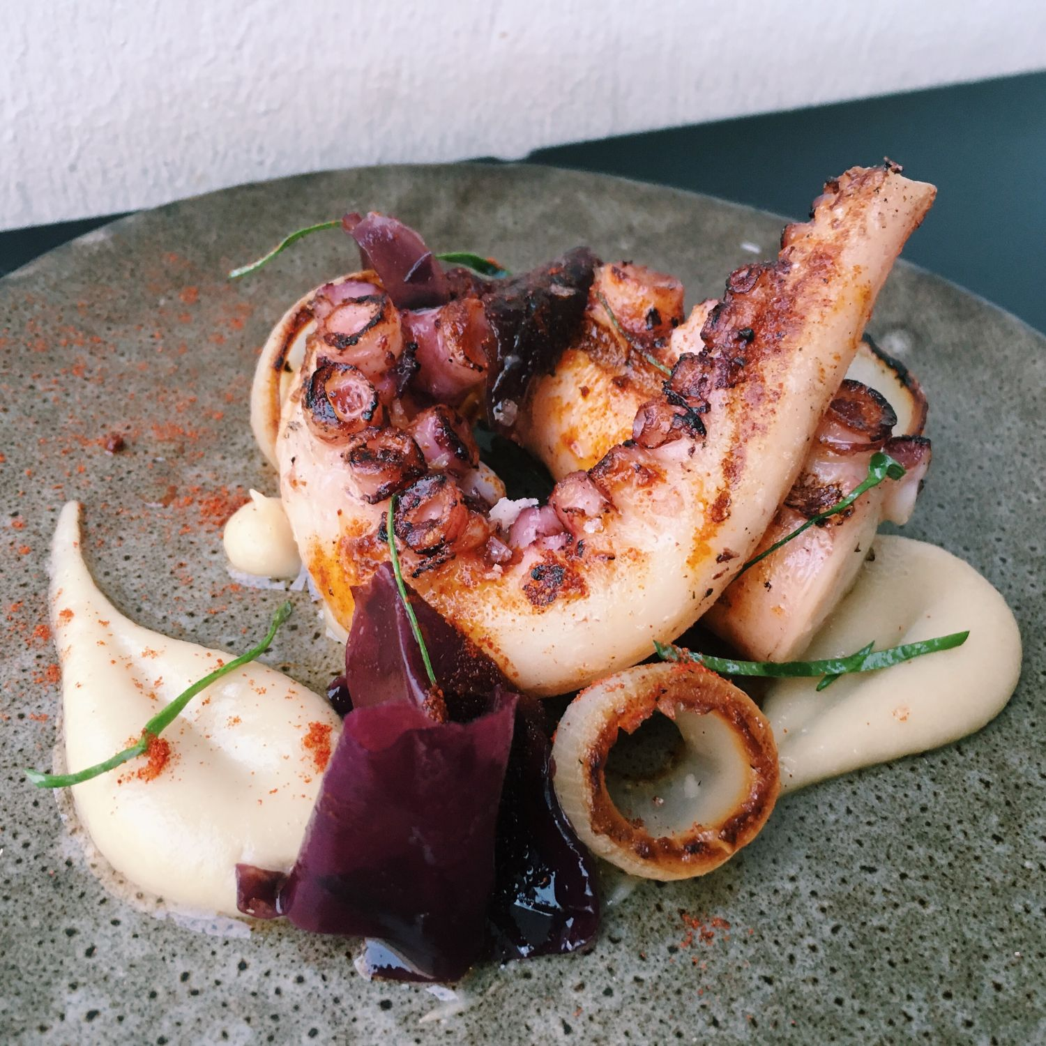 Grilled Spanish Octopus - Esquina