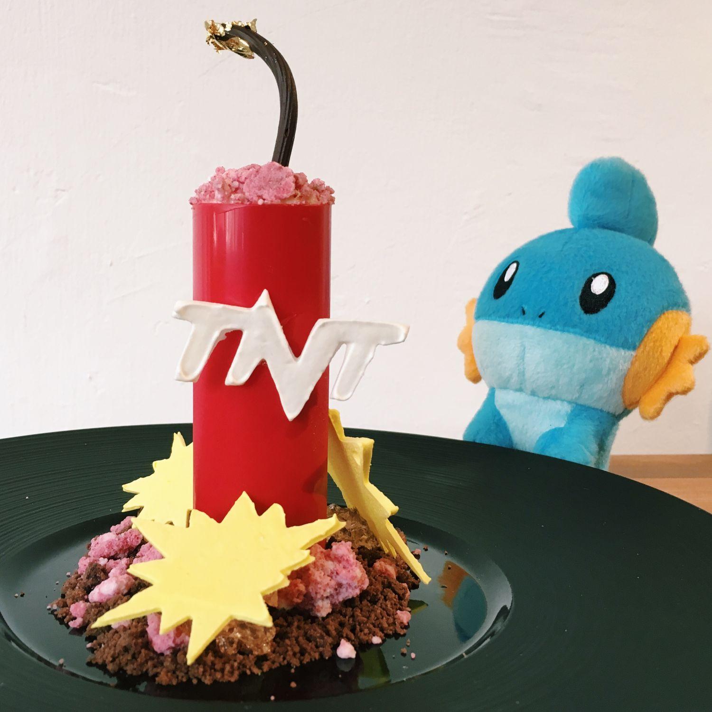 TNT - Non Entrée Desserts