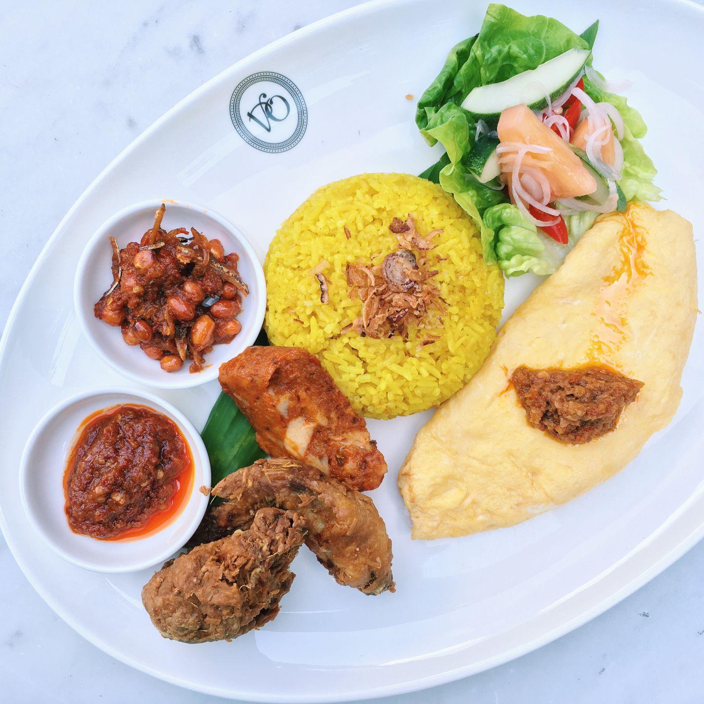 Violet's Big Breakfast - Violet Oon Singapore