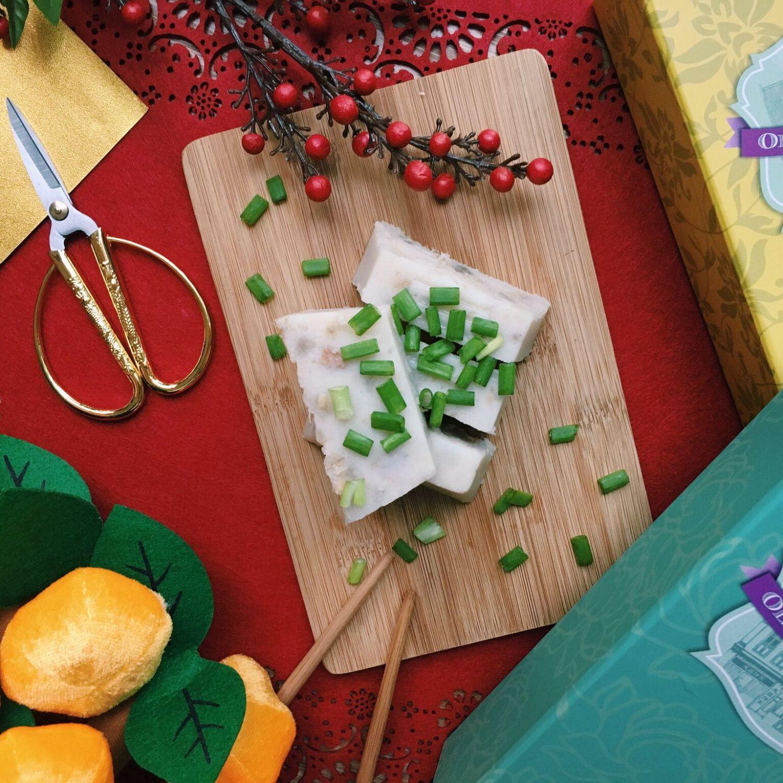 Carrot Cake - Old Seng Choong
