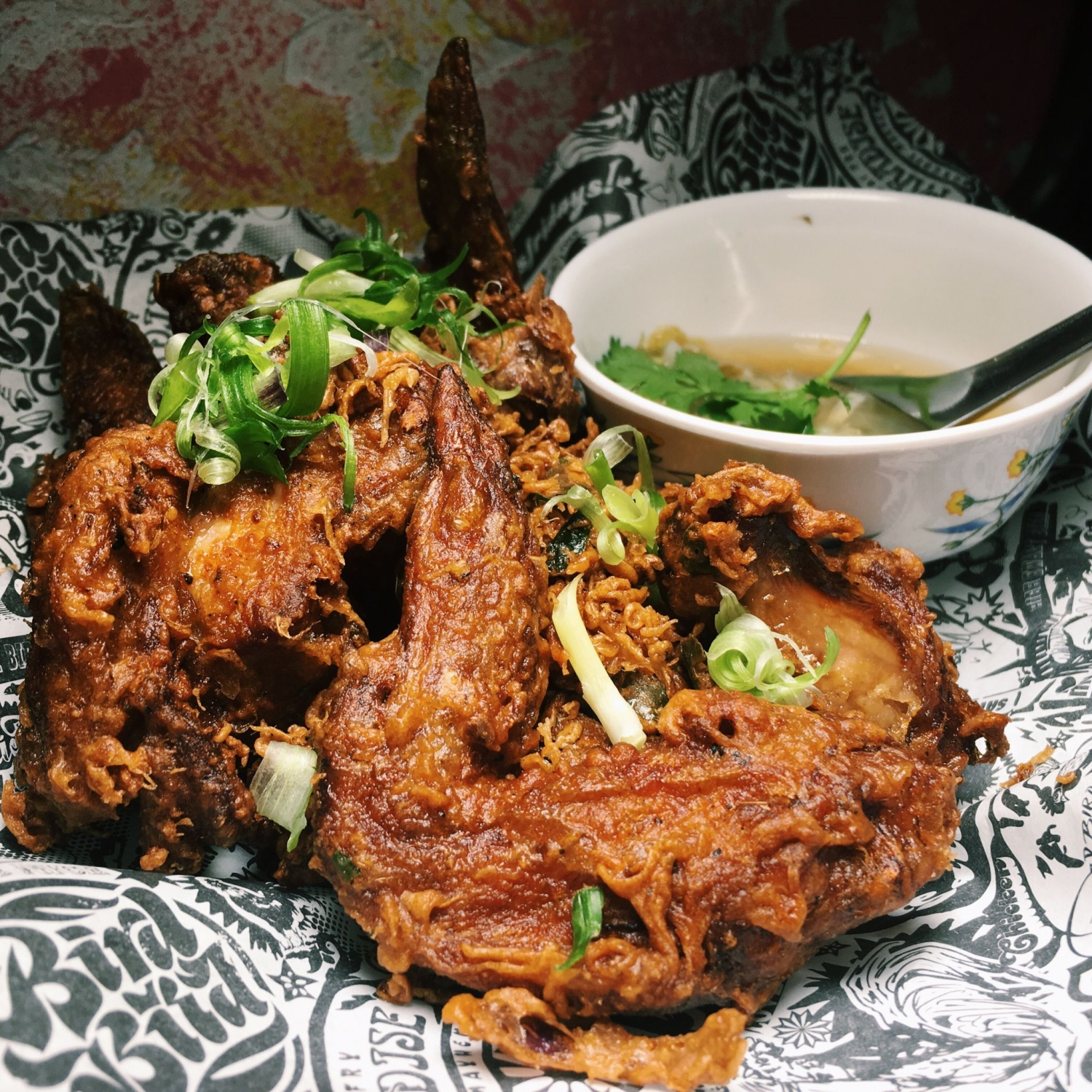 Bangkok Fried Chicken - Bird Bird