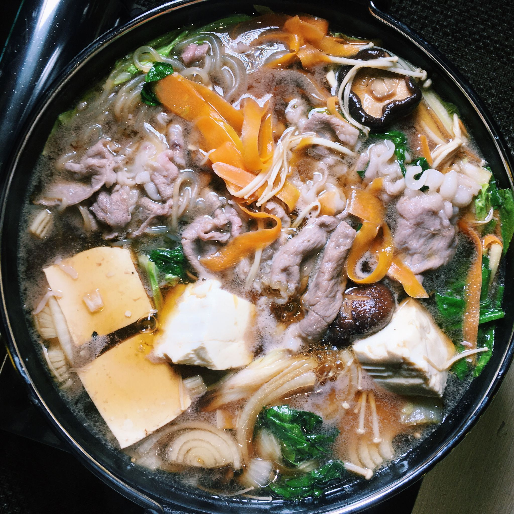 Sukiyaki - Sakurazaka