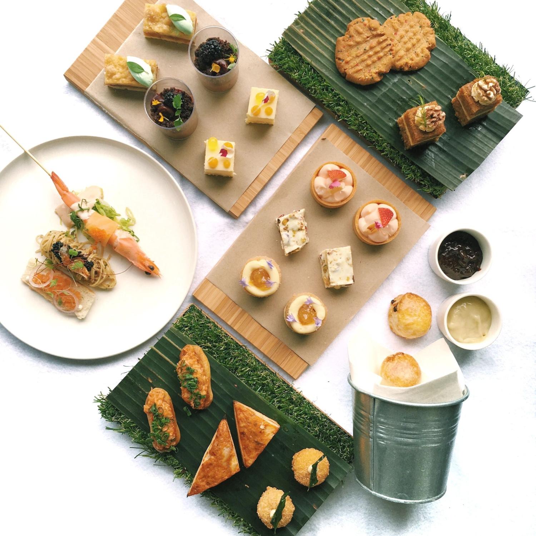 Portico Favourites High Tea Menu - Portico Prime