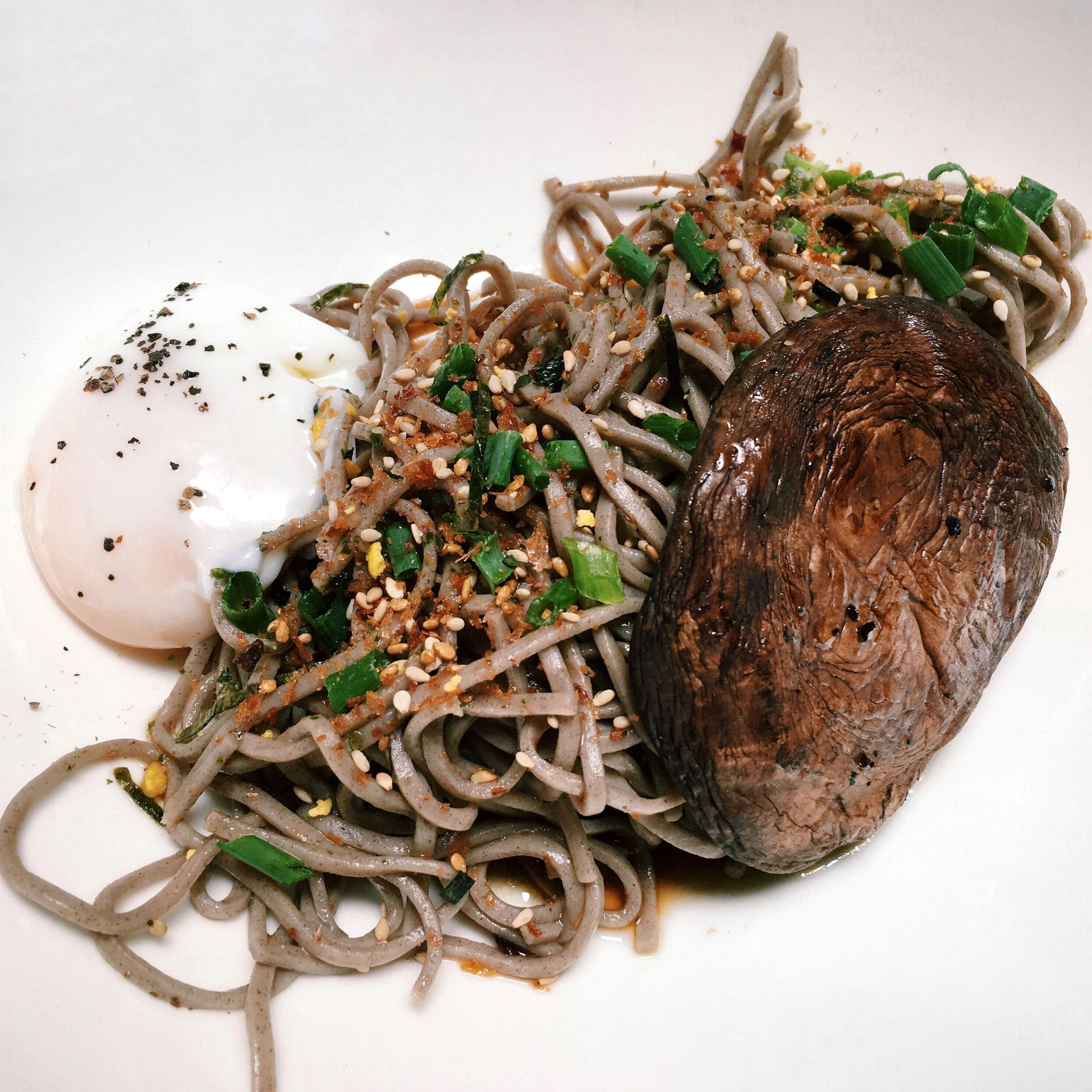 Truffle Soba - Two Bakers
