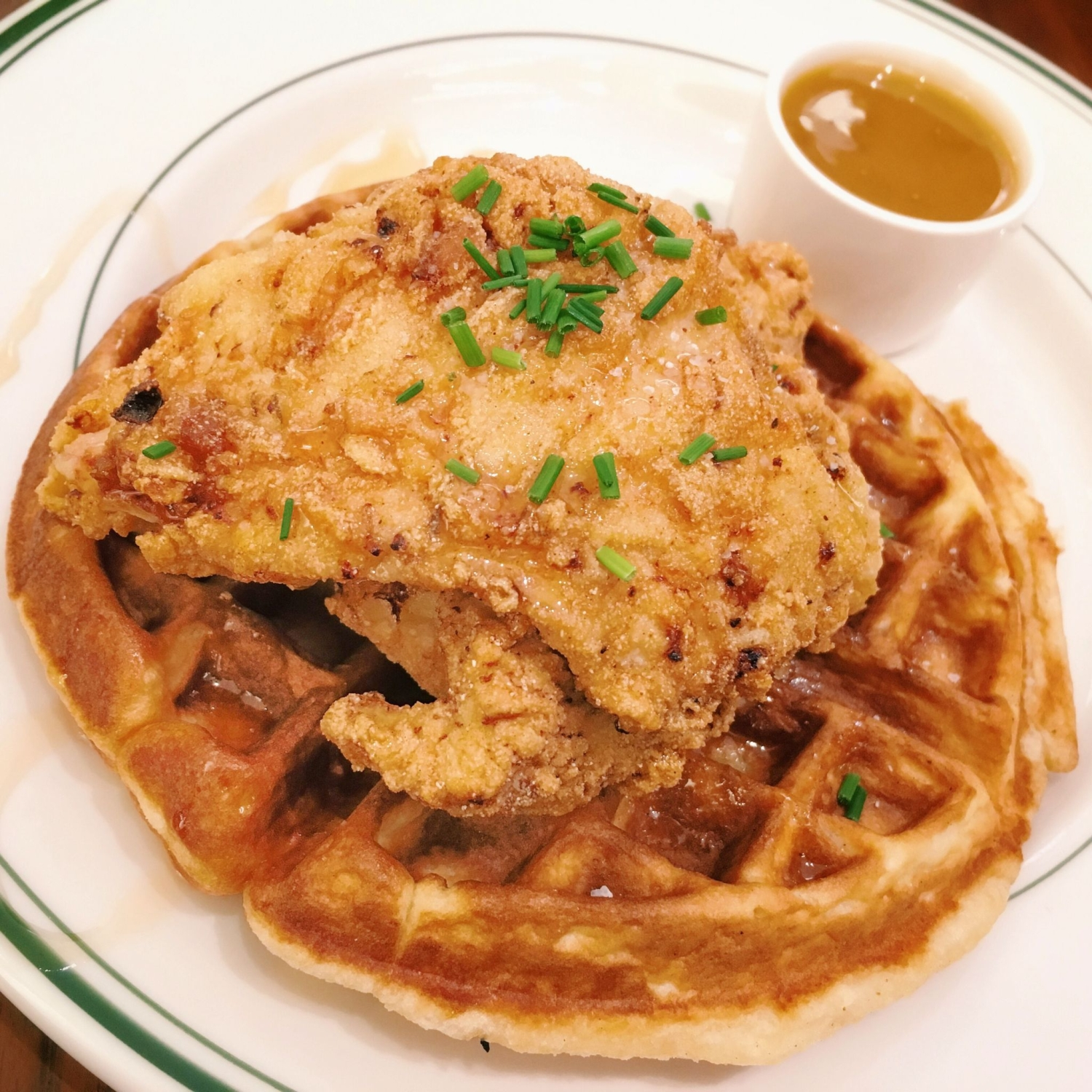Chicken & Waffles - Clinton Street Baking Company