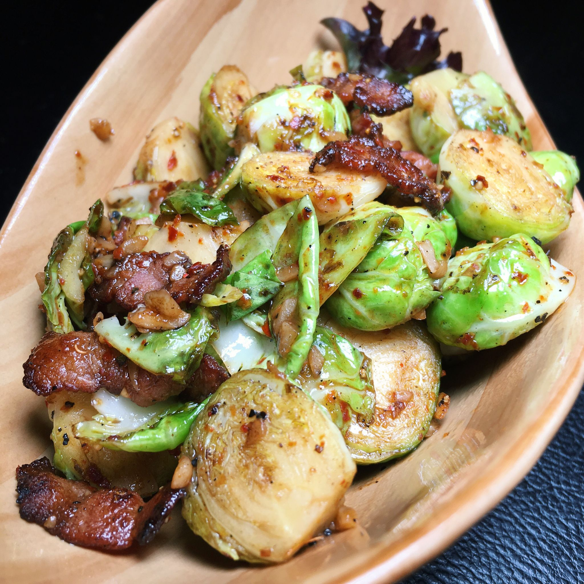 Brussel Sprouts - Fu Lin Bar & Kitchen