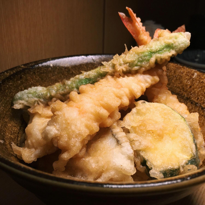 Tenka Special Tendon - Tempura Tsukiji Tenka