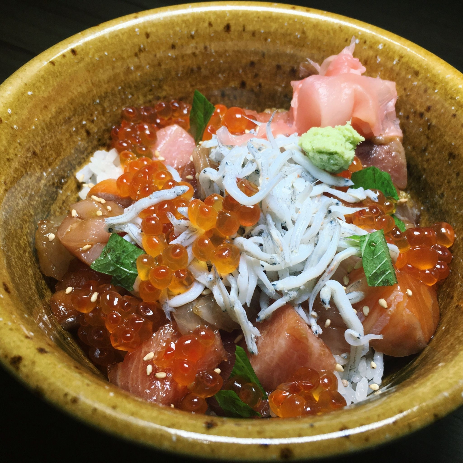 Chirashi Don - Zipang Japanese Dining Bar