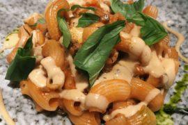 Vegan Maccheroni Pasta - Open Door Policy