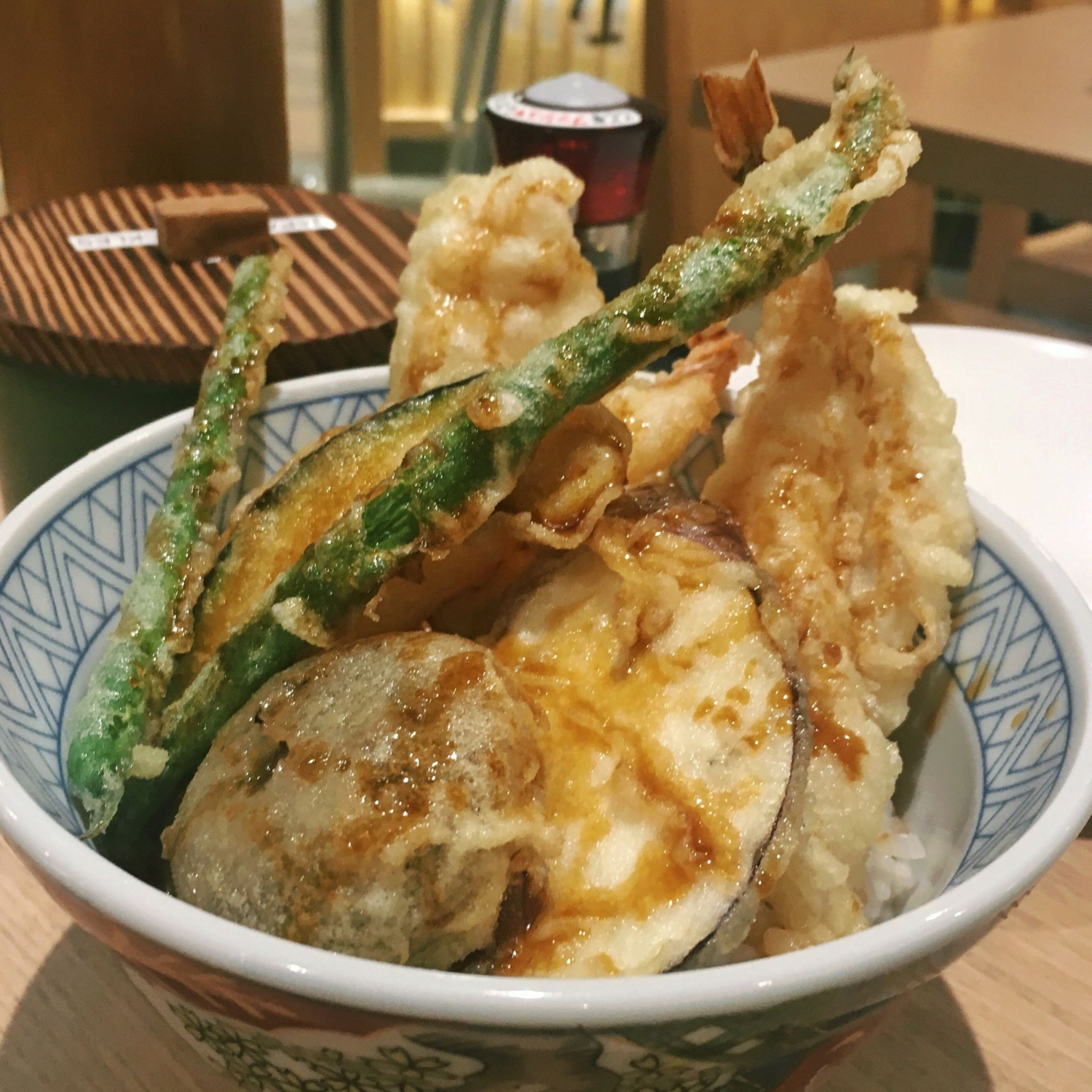 Mixed Tendon - Tensho Japanese Speciality Tendon