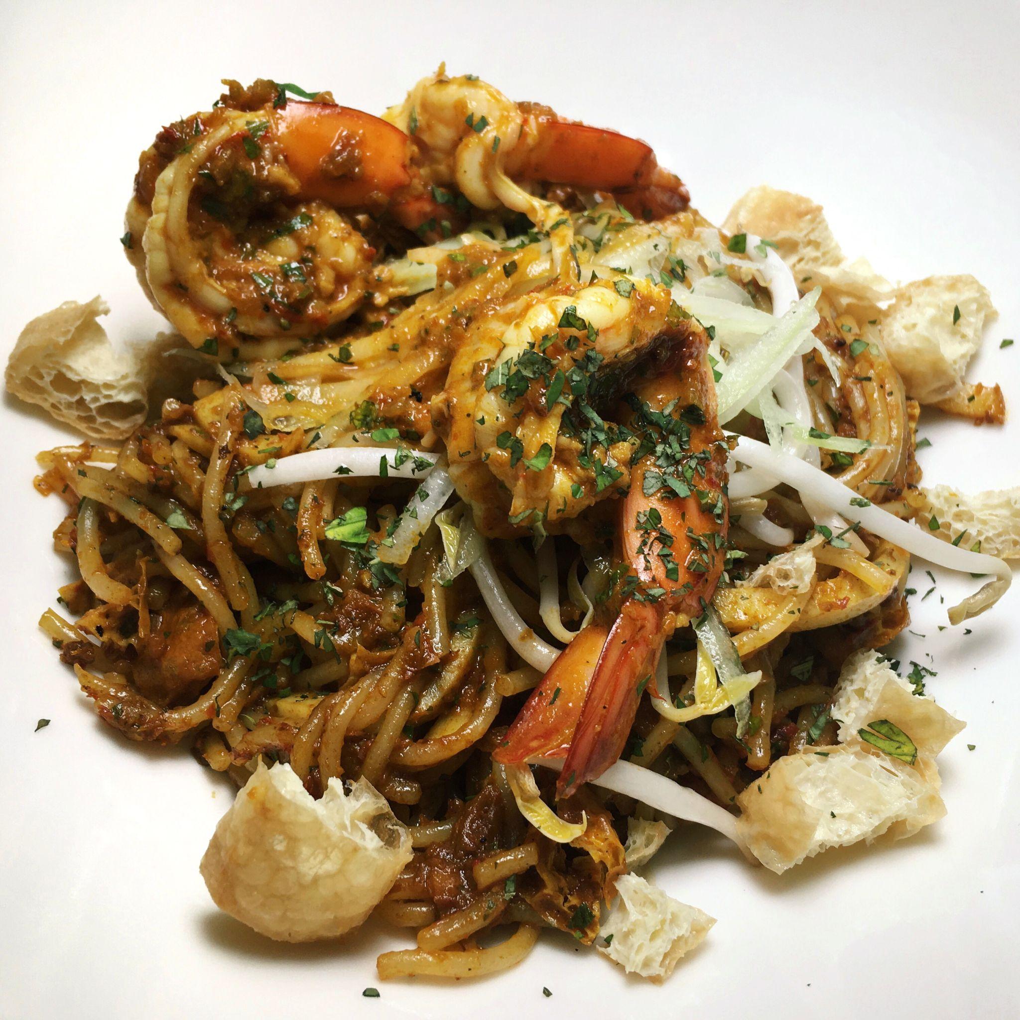 Dry Laksa - NOW Noodles +